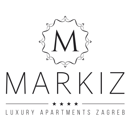 Markiz Luxury Apartments Zagreb Retina Logo